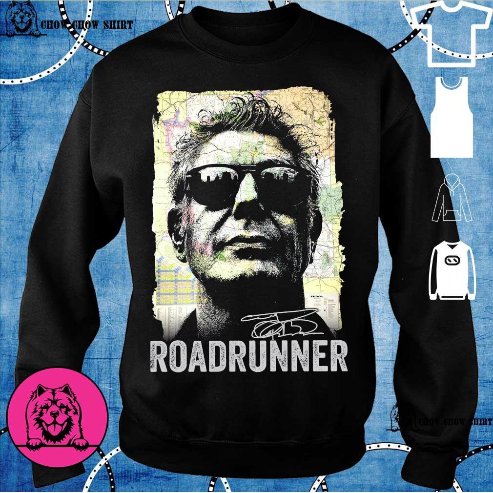Roadrunner Anthony Roadrunner signature sweater
