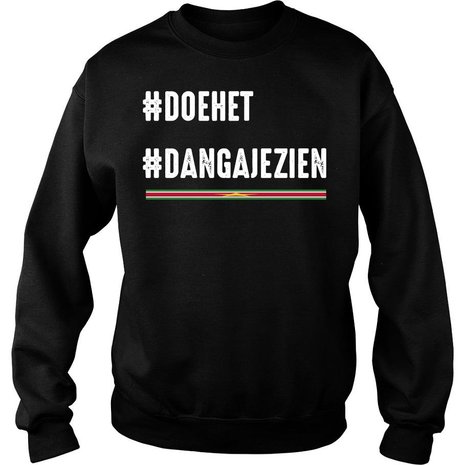 #doehet #dangajezien s -sweater