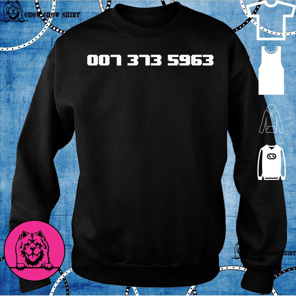 007 373 5963 s sweater