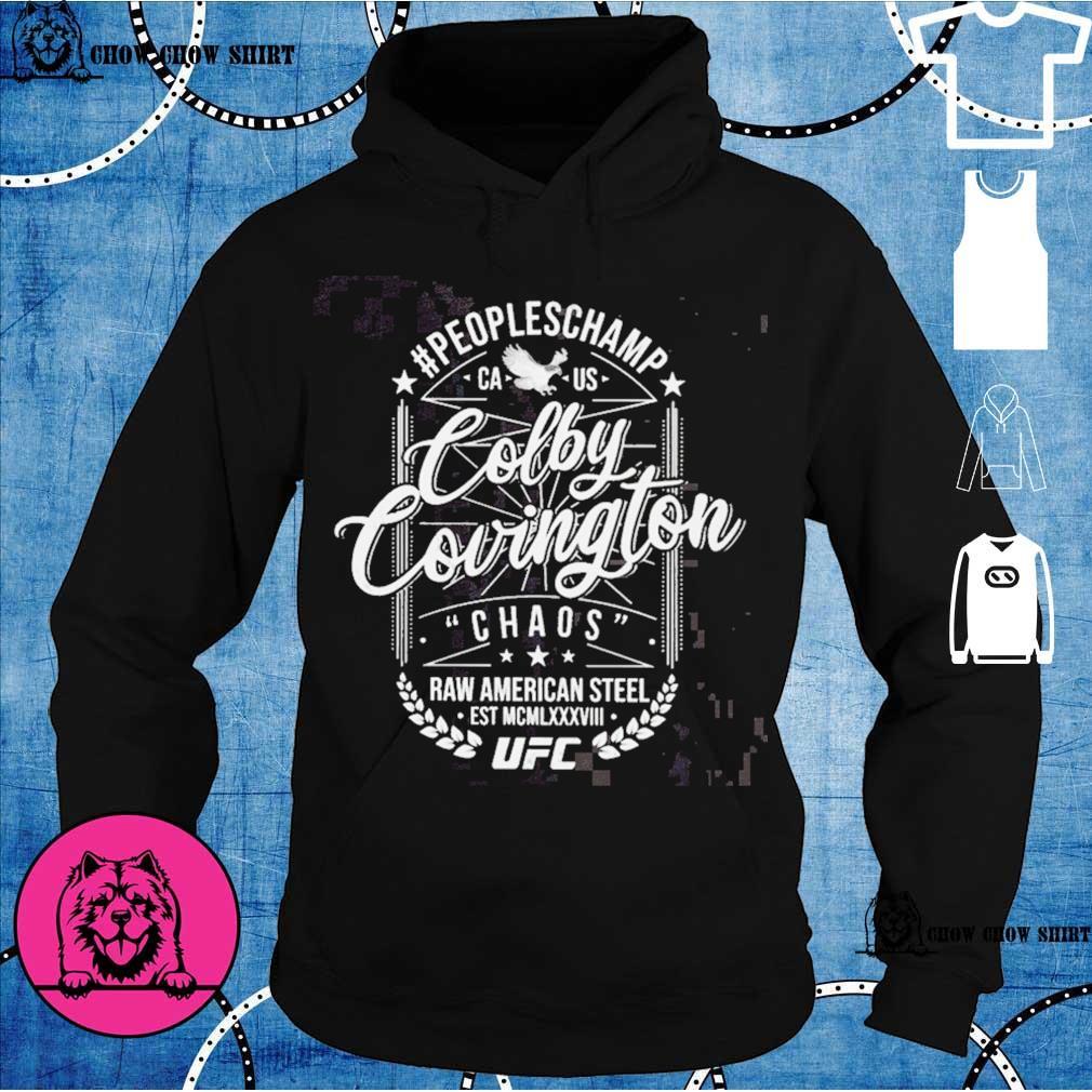 #Peopleschamp Colby Covington UFC Shirt hoodie