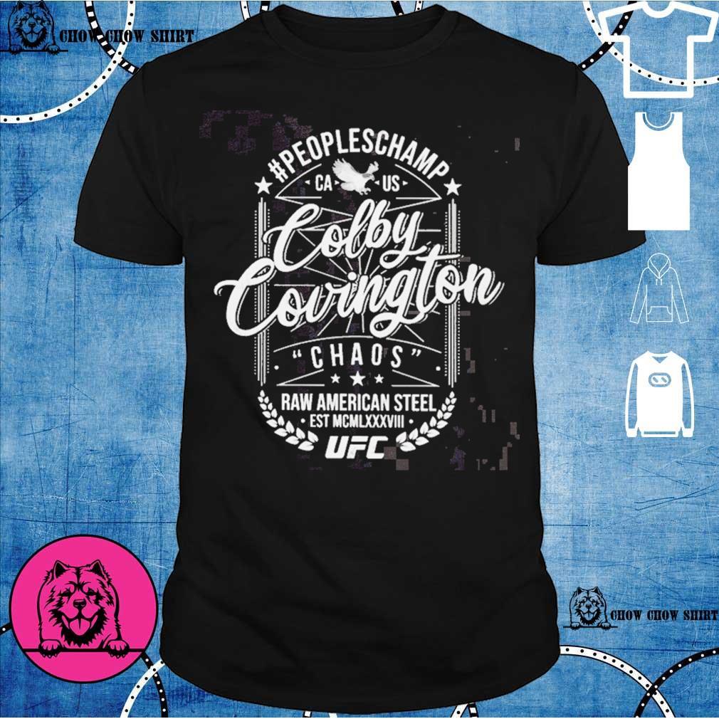 #Peopleschamp Colby Covington UFC Shirt
