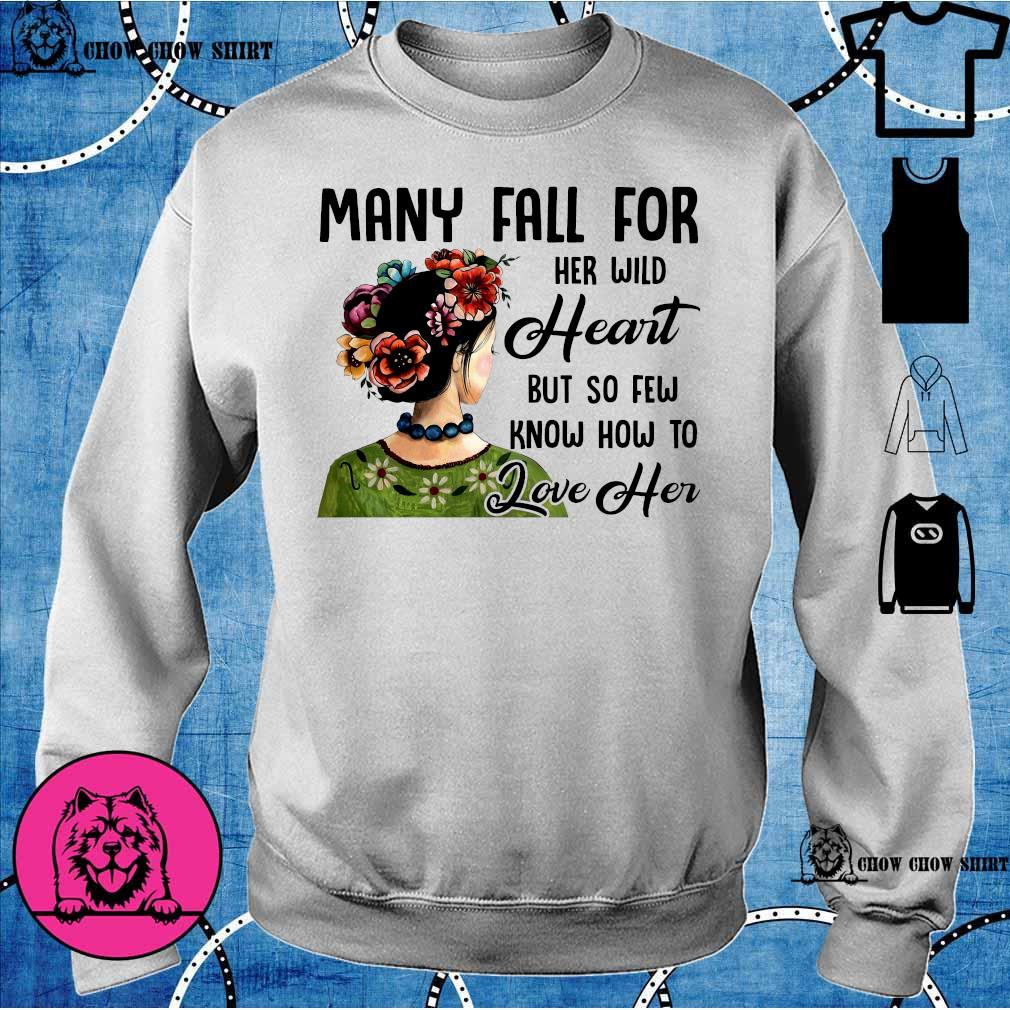 Many fall for her will heart but so few know how to love her s sweater